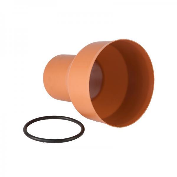 PVC NAL kuumkahanev liitmik