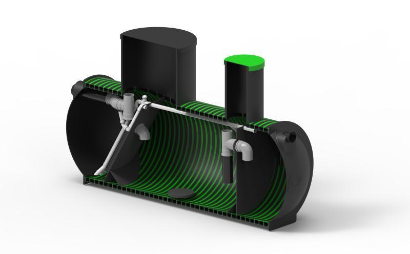 Biopuhasti EcoLife BioC5