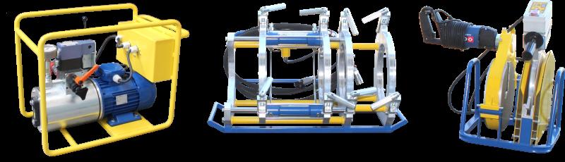 Põkk-keevituseaparaat TRACK 250 (75-250)