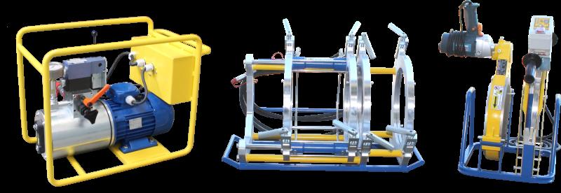 Põkk-keevituseaparaat TRACK 315 (90-315)