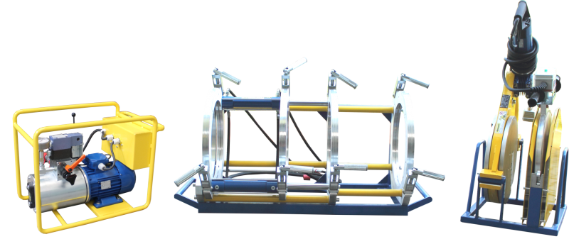 Põkk-keevituseaparaat TRACK 400 (160-400)