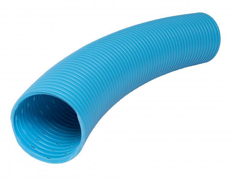 PVC drenaažitoru katteta