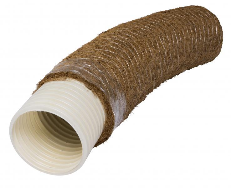 PVC drenaažitoru kookosfiltriga